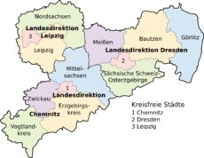 Sachsen after reform